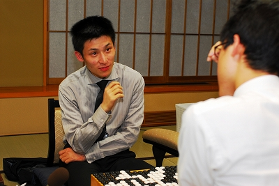 Meijin 2009, game 1