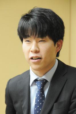 伊田篤史八段
